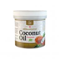 HERBAMEDICUS Coconut Oil Premium Bio - ekologiškas kokosų aliejus